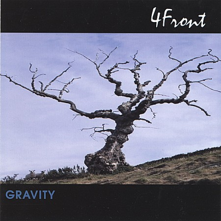 4Front: Gravity (CD)