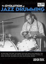 The Evolution of Jazz Drumming (book/MP3 disc/DVD)