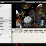 Joe in Drum Guru app