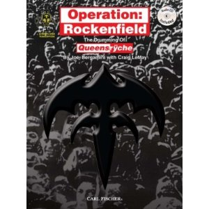 Operation: Rockenfield - The Drumming of Queensryche (Book/CD)