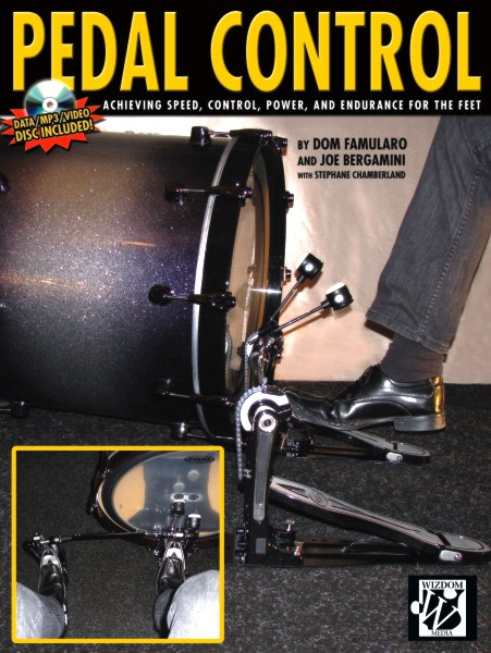 Pedal Control (Book/MP3 disc)