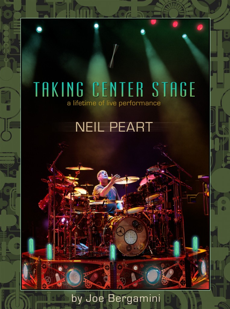 Neil Peart TCS Drum Book