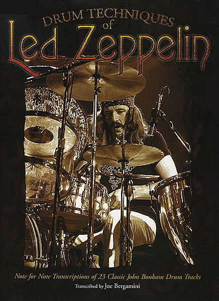 Drum Techniques of Led Zeppelin (Book)