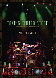 Neil Peart: Taking Center Stage: a Lifetime of Live Performance (DVD)