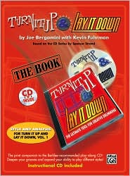 Turn It Up & Lay It Down (book/CD)