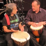 Aldo Mazza & Neil Peart, KOSA 2011
